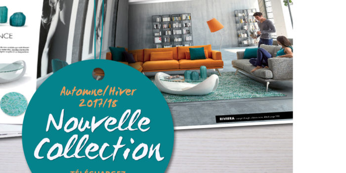 Nouvelle collection HomeSalons Automne / Hiver
