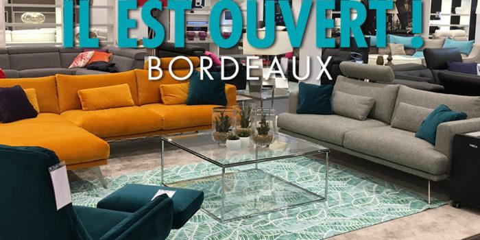 HomeSalons ouvre au Village du Meuble à Bordeaux