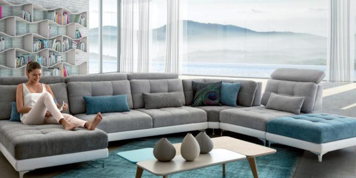 Les nouveaux canapés et fauteuils HomeSalons