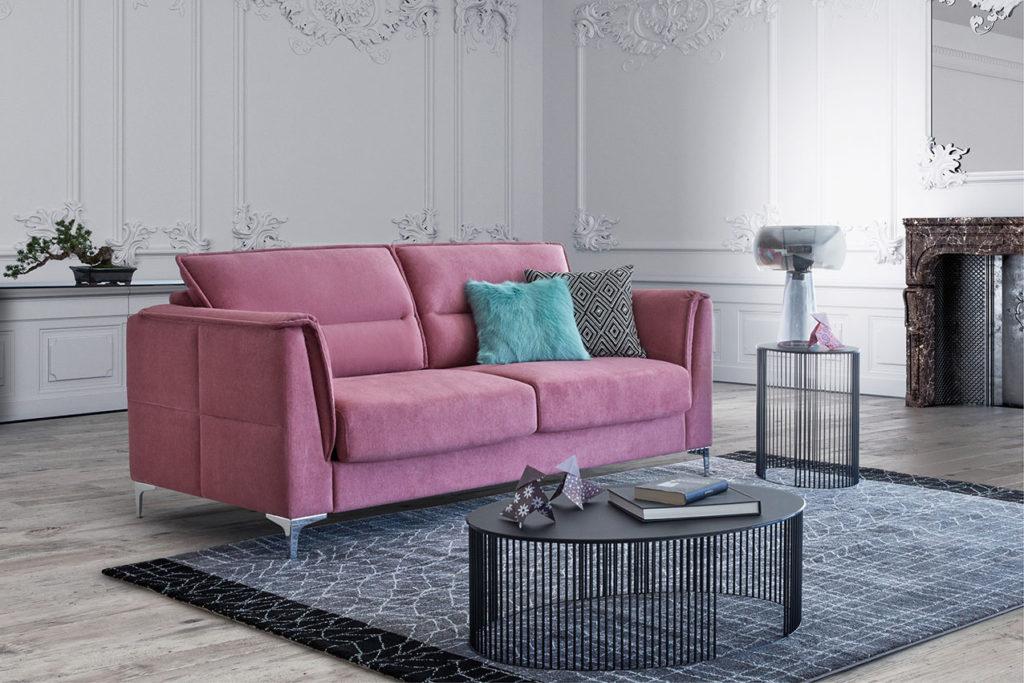 quel canap choisir pour votre petit salon homesalons. Black Bedroom Furniture Sets. Home Design Ideas