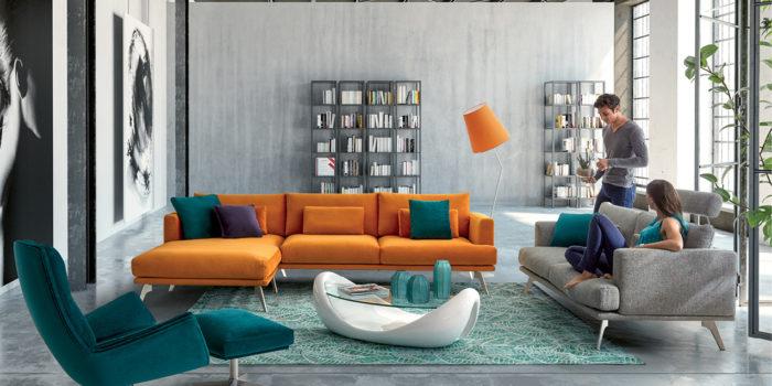 Canapé d'angle : 5 modèles pour un salon convivial