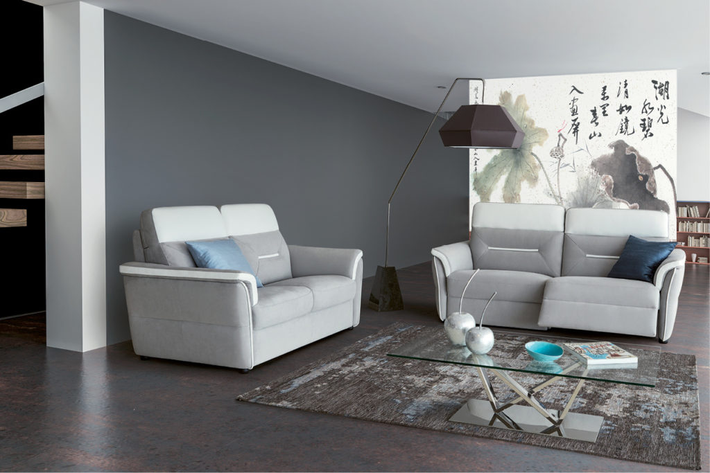 Canapé relax design Zephir HomeSalons