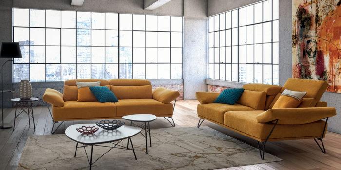 Déco salon : Quel style de canapé choisir ?