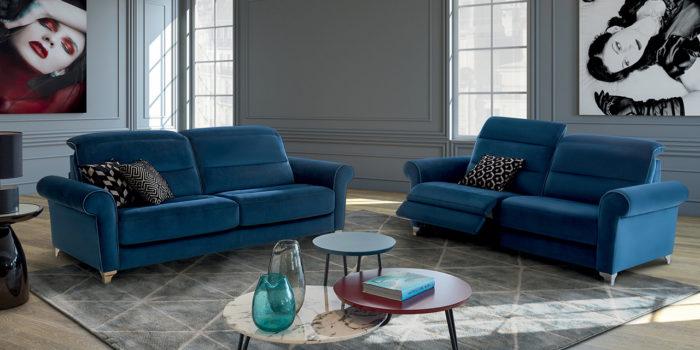 Quel canapé confortable choisir pour cocooner cet hiver ?