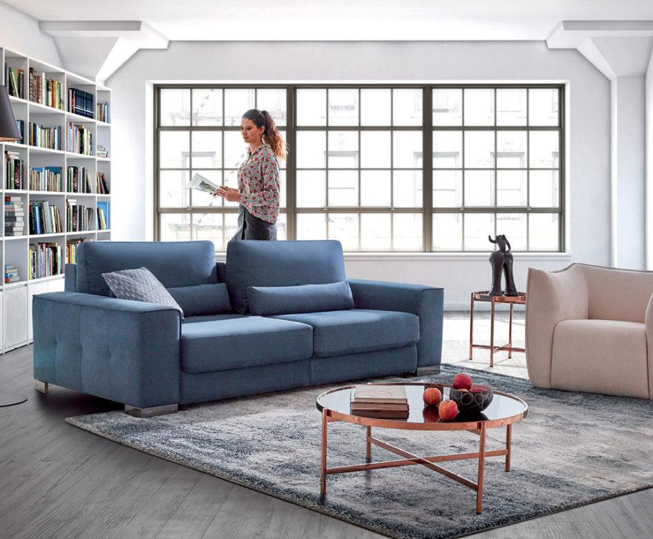 meilleur authentique 14022 9e8c1 7 idées de couleurs de canapé pour votre salon - Homesalons