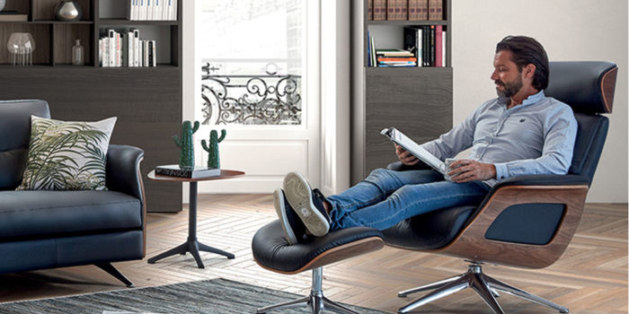 4fauteuils relaxation pour un salon tout confort