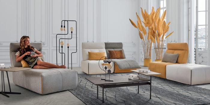 Nouvelle collection HomeSalons : Découvrez les modèles Automne-Hiver 2019/20