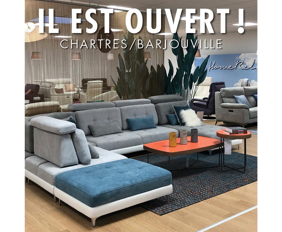 Nouveau Magasin Homesalons Ouverture A Chartres Homesalons