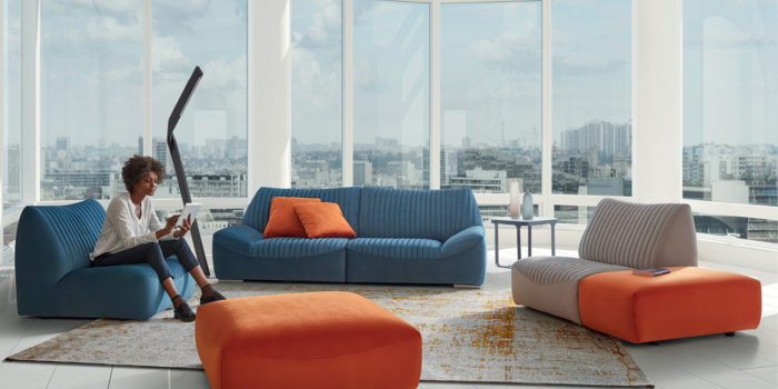 Décoration, mobilier, mode… 2020 sera l'année du bleu selon Pantone