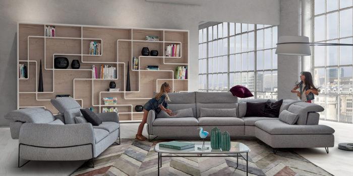 Pourquoi choisir un canapé d'angle pour votre salon ?