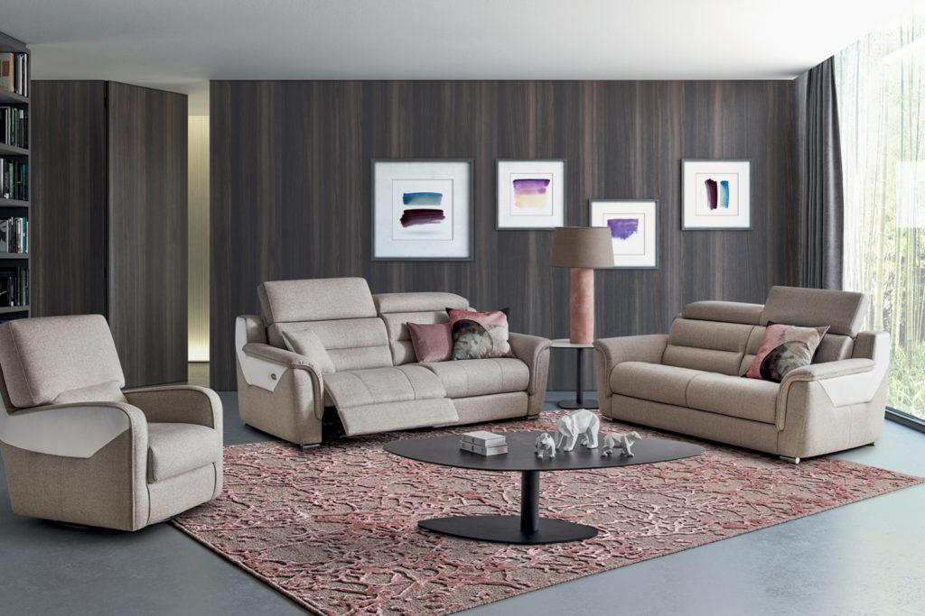 Canapé Louis nouvelle collection HomeSalons