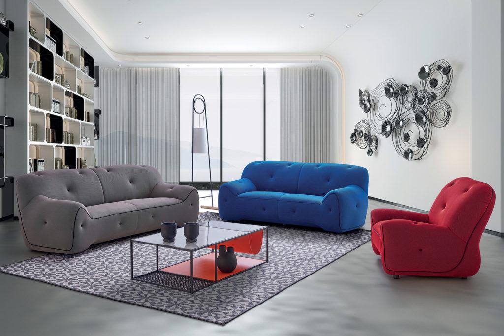 Canapé Pixel nouvelle collection HomeSalons
