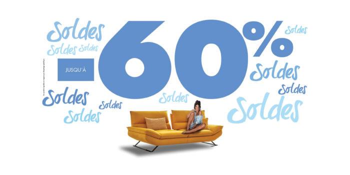 Soldes d'été : Jusqu'à -60% survoscanapés préférés !
