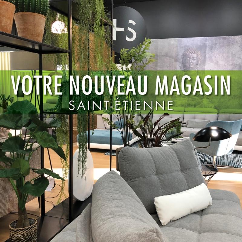 Ouverture magasin HomeSalons Saint-Etienne