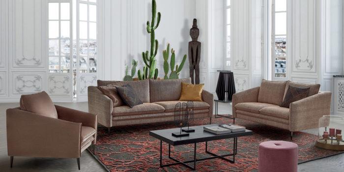 3 idées pour mettre votre canapé en valeur dans le salon