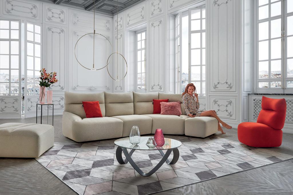 Canapé Modulable Liberty HomeSalons