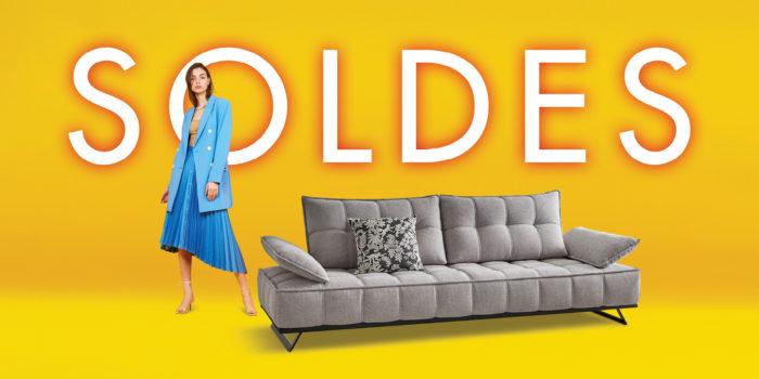 Profitez des Soldes pour vous offrir un canapé HomeSalons !